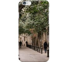 Streets of Barcelona  iPhone Case/Skin