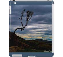 Kinky Tree - Landscape Version iPad Case/Skin