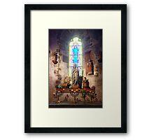 Saint-Pierre Church Framed Print