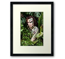 Explore your Inner Nature Framed Print