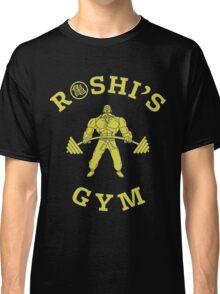 Roshi's Gym | Dragon Ball Classic T-Shirt