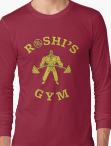 Roshi's Gym | Dragon Ball Long Sleeve T-Shirt