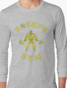 Roshi's Gym   Dragon Ball Long Sleeve T-Shirt