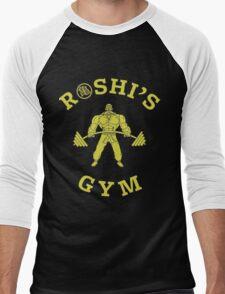Roshi's Gym | Dragon Ball Men's Baseball ¾ T-Shirt