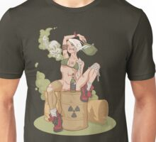 Tank Girl smells like toxic waste Unisex T-Shirt