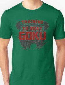Training to Beat Goku | Dragon Ball T-Shirt