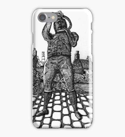 259 - WILLIE CARR - 02 - DAVE EDWARDS - INK - 2015 iPhone Case/Skin