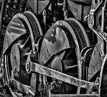 Heavy Wheels by JoeGeraci