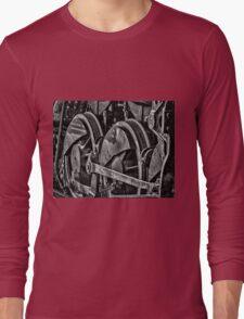 Heavy Wheels Long Sleeve T-Shirt
