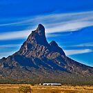 Picacho Peak by Bryan D. Spellman