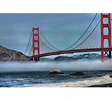 Fog Layer Photographic Print