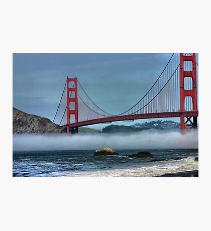 Fog Layer Photographic Print
