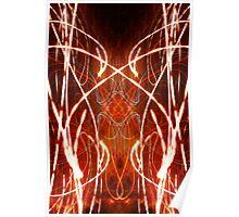 abstraktus 14 Poster