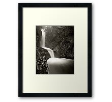 Rollisons Falls, Mt Buffalo Framed Print