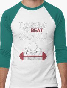 Training to Beat Goku (or atleast Krillin) | Dragon Ball T-Shirt