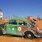 Flower Power Beetle - Silverton by tonyshaw
