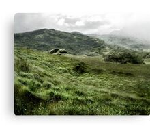 Rolling Hills, Ring of Kerry Canvas Print