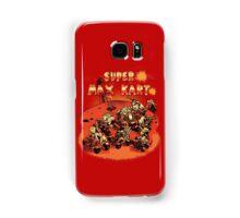 Super Max Kart! Samsung Galaxy Case/Skin