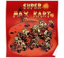 Super Max Kart! Poster