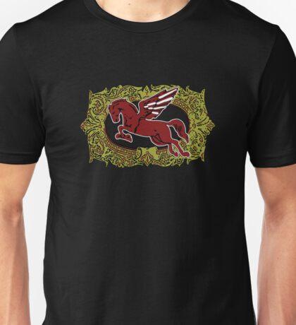 Pegasus - Cigar Label Unisex T-Shirt