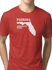 Florida, America's Wang Tri-blend T-Shirt