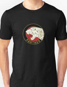 Panther Motorcycle Logo Unisex T-Shirt