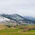 Highland Snow by Anthony Davey