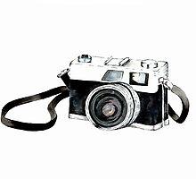 Vintage camera by bridgetdav