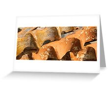 Logging Cogs 3 Greeting Card