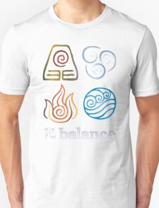Elemental [Large design] Unisex T-Shirt