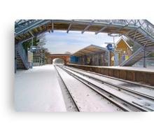 Birchington-on-Sea Railway Station Metal Print