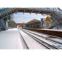 Birchington-on-Sea Railway Station Photographic Print