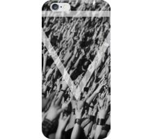 VNDERFIFTY HANDS UP iPhone Case/Skin