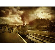 Bolton Abbey Station Photographic Print