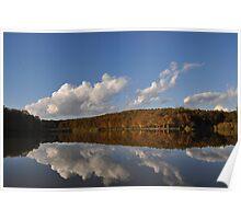 Bukovniško Lake - Slovenia Poster