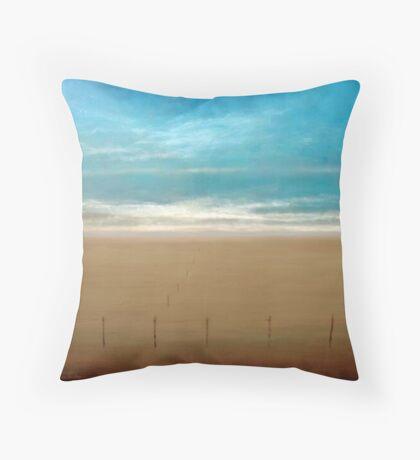 Wheatfield Throw Pillow