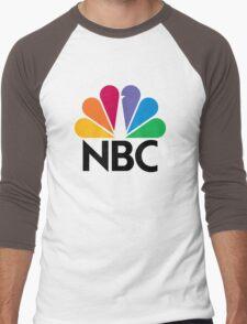 NBC Men's Baseball ¾ T-Shirt