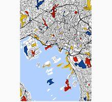 Oslo Mondrian map Unisex T-Shirt