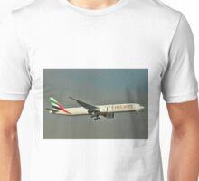 Emirates, Boeing B777 A6-EGJ Unisex T-Shirt