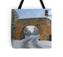 newport arch Tote Bag