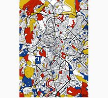 Rome Mondrian map Unisex T-Shirt