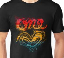 One Heart Unisex T-Shirt