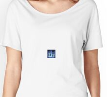 Just chucks blue Women's Relaxed Fit T-Shirt
