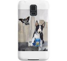 Gotham city dog Samsung Galaxy Case/Skin