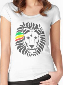 Lion Order Women's Fitted Scoop T-Shirt