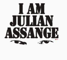 I AM JULIAN ASSANGE