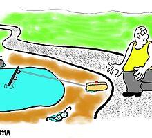 Fish Revenge. by Blakhuma
