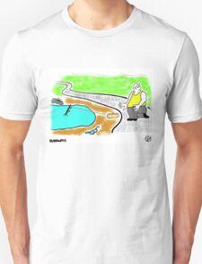 Fish Revenge. T-Shirt