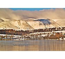 The Ochil Hills, Scotland. Photographic Print
