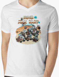 Super Max Kart! Mens V-Neck T-Shirt